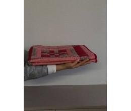 """Lovatiesė, pledas """"Rožinis sapnas"""" (90x115cm) 2"""